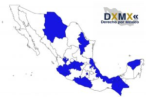 Mapa coloreado